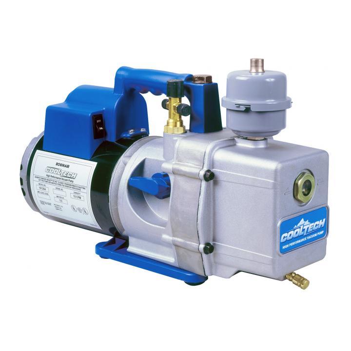 Robinair 15120A 10 CFM vacuum pump photo