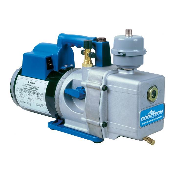 Robinair 15121A 10 CFM Vacuum Pump, 110-127V/220V (selectable) photo