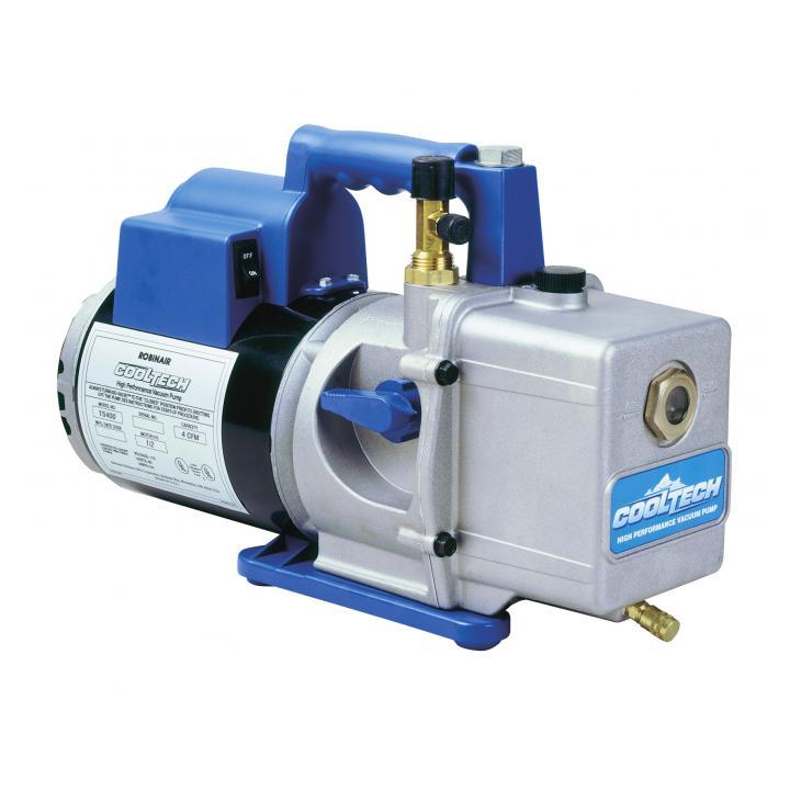 Robinair 15400 4 CFM vacuum pump photo